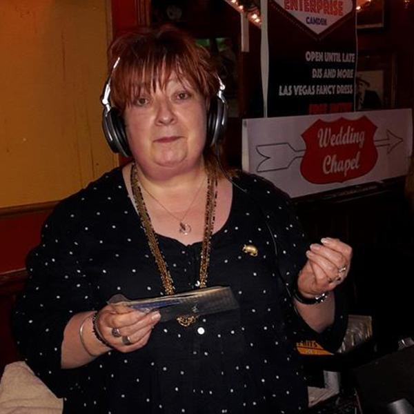 DJ Sue Grant